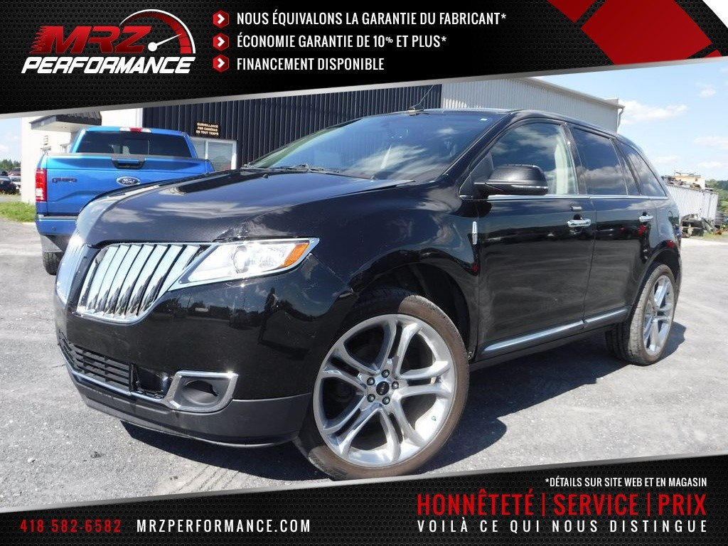 Lincoln MKX 2015