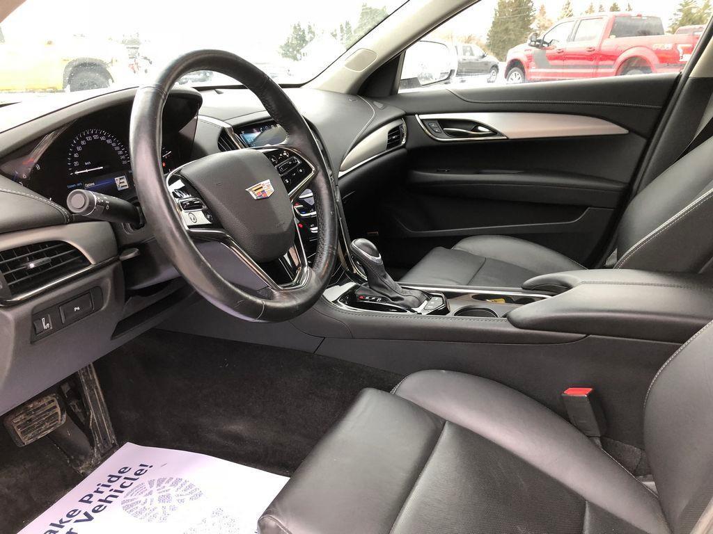 Cadillac ATS berline 2016 ATS-4 ATS4 AWD 2.0T LUXURY Cuir ...